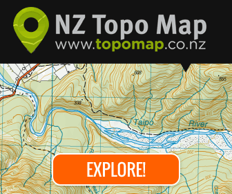 NZ Topo Map - Explore!